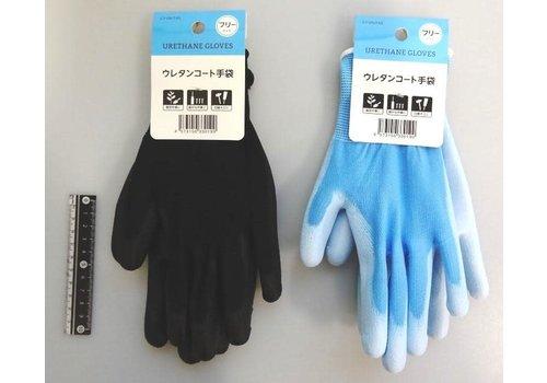 Urethane coating gloves