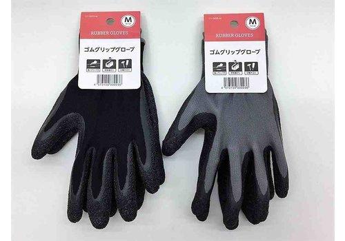 Rubber grip working glove M