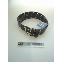 Fashion belt wide black