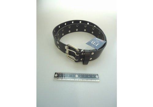 Fashion belt wide black