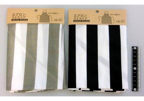 Apron stripe : PB