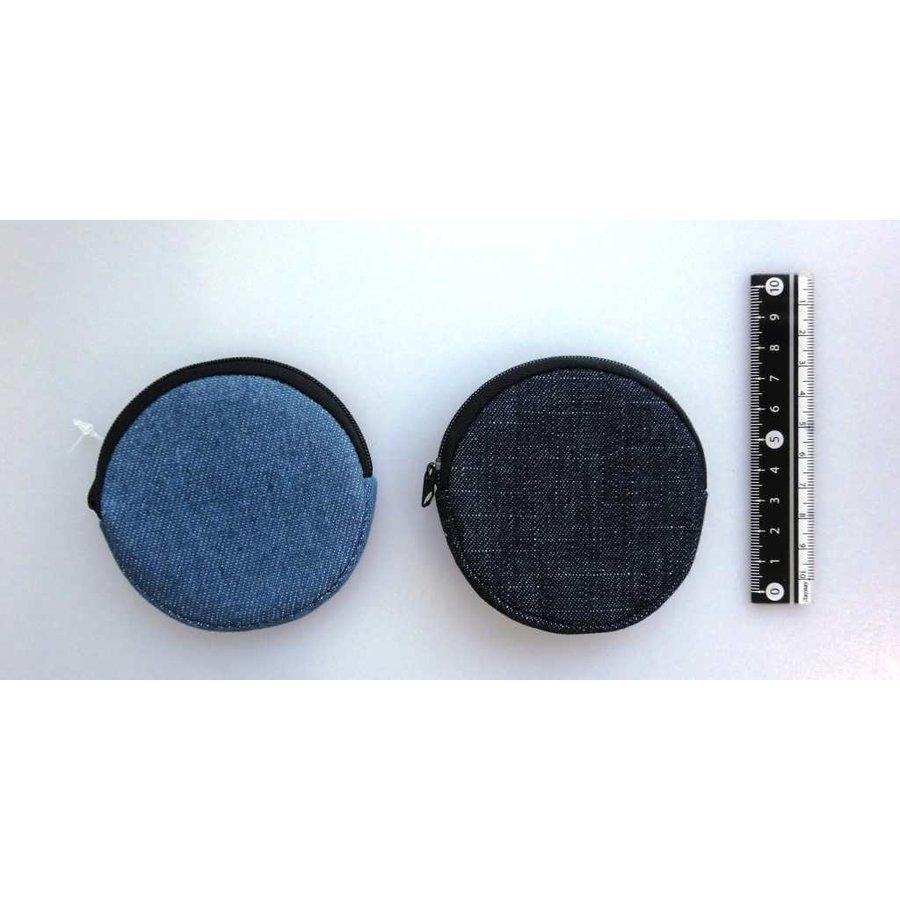 Denim coin case : PB-1