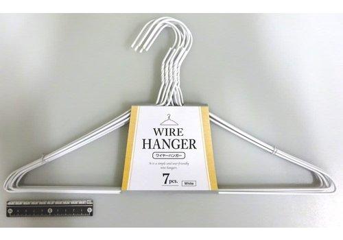 ?Wire hanger 7p wh : PB