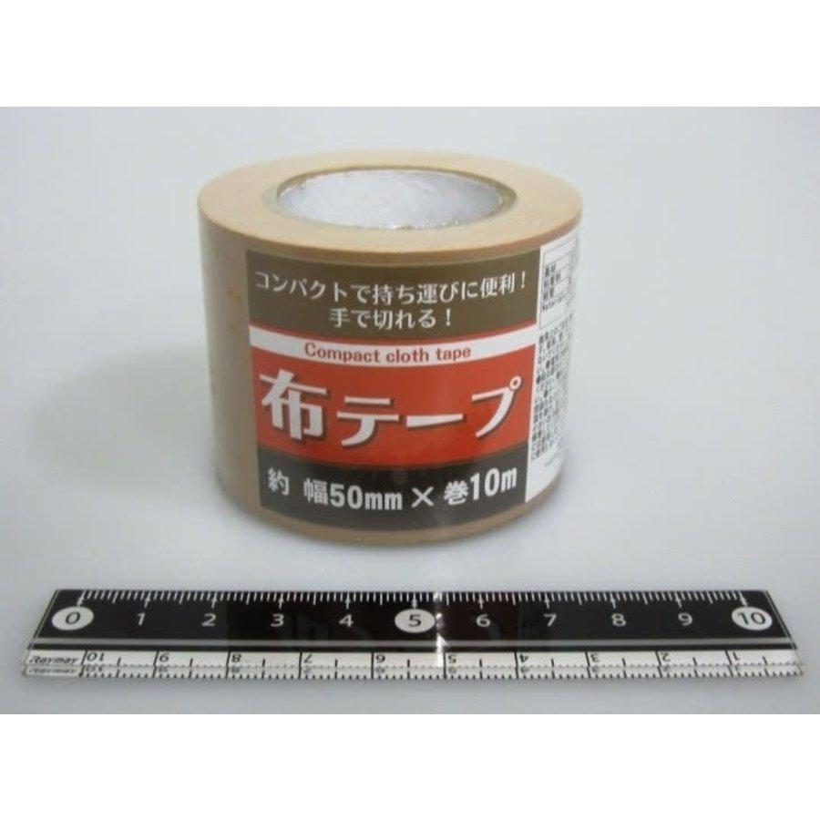 Compact cloth tape 50mm x 10m : PB-1