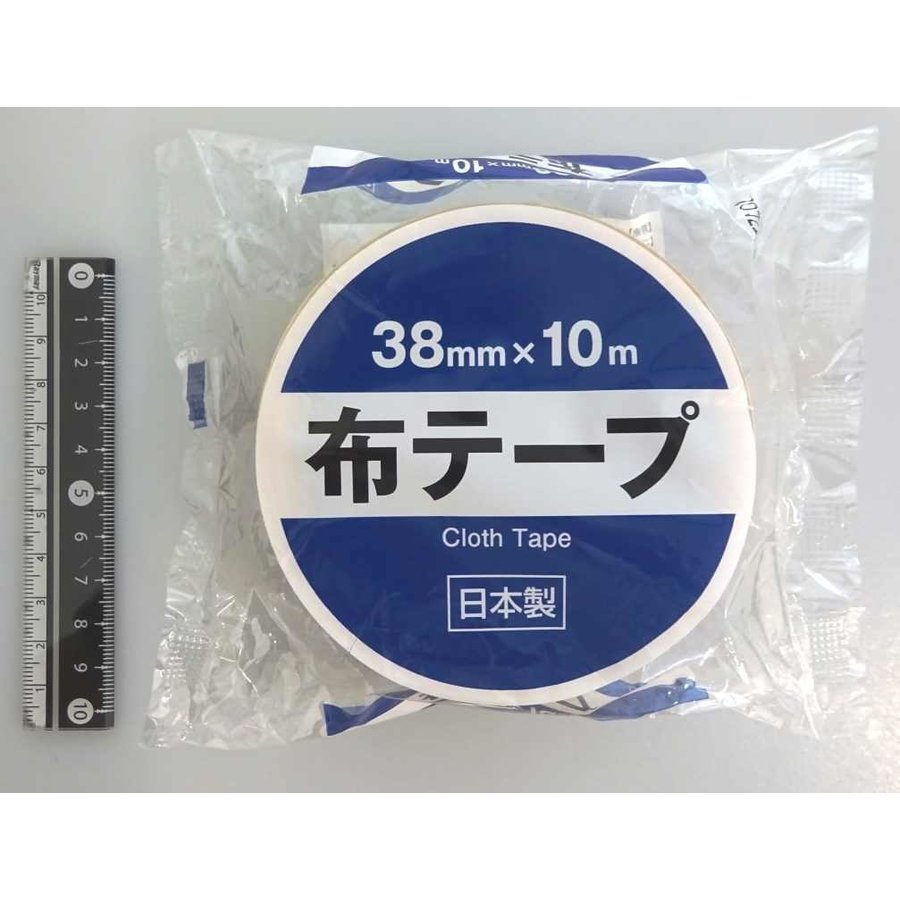 #Cloth tape 38mmx10m made-in-Japan : PB-1