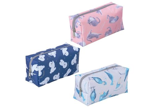 D Animal simple pouch