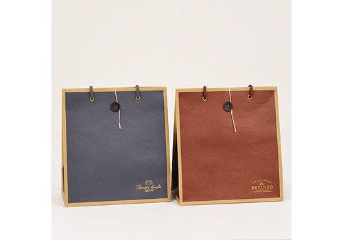 Color kraft paper bag M