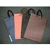 Paper bag LL longitudinal dot
