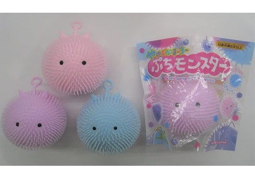 Soft yoyo petit monster