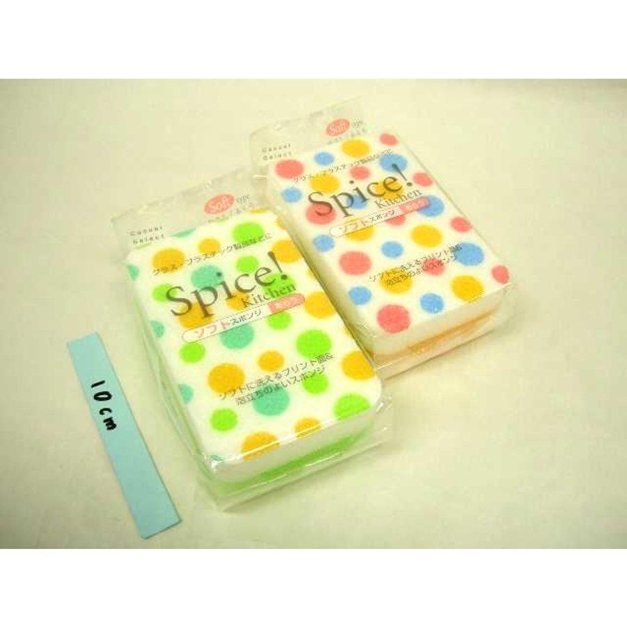 Dot sponge soft-1