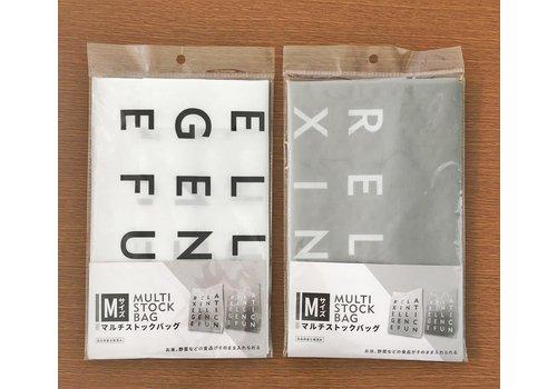 #Multi stock bag M size: PB