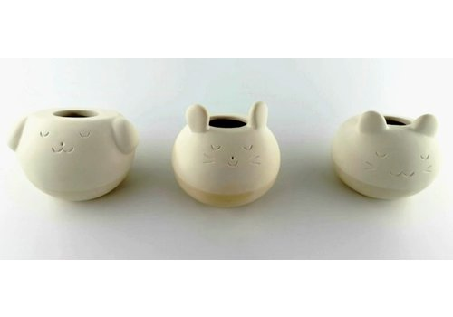 Animal pottery humidifier: PB