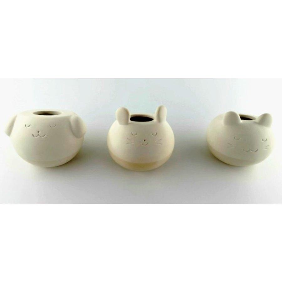 Animal pottery humidifier: PB-1