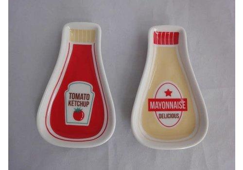 RS) Mini plate seasoning type