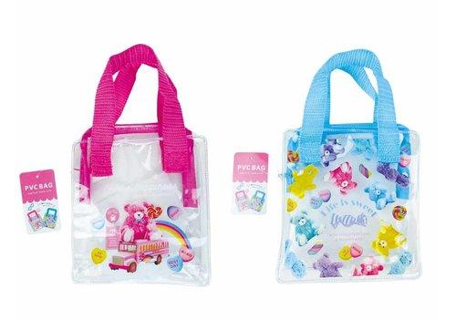 PVC bag macaron bear