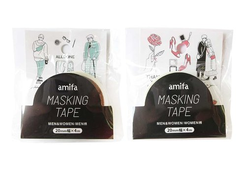 Masking tape MEN & WOMEN