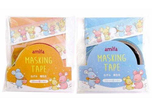 ?Masking tape mouse