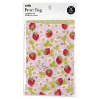 Frost bag S20P strawberry pattern