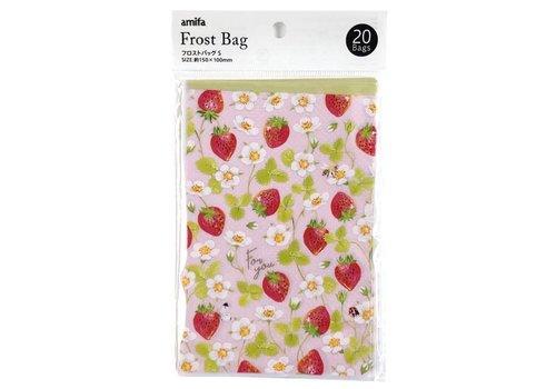 ?Frost bag S20P strawberry pattern