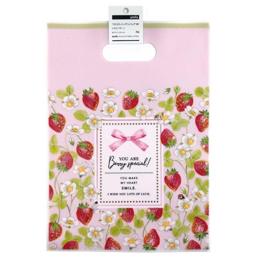 Frost handy bag M4P strawberry-1