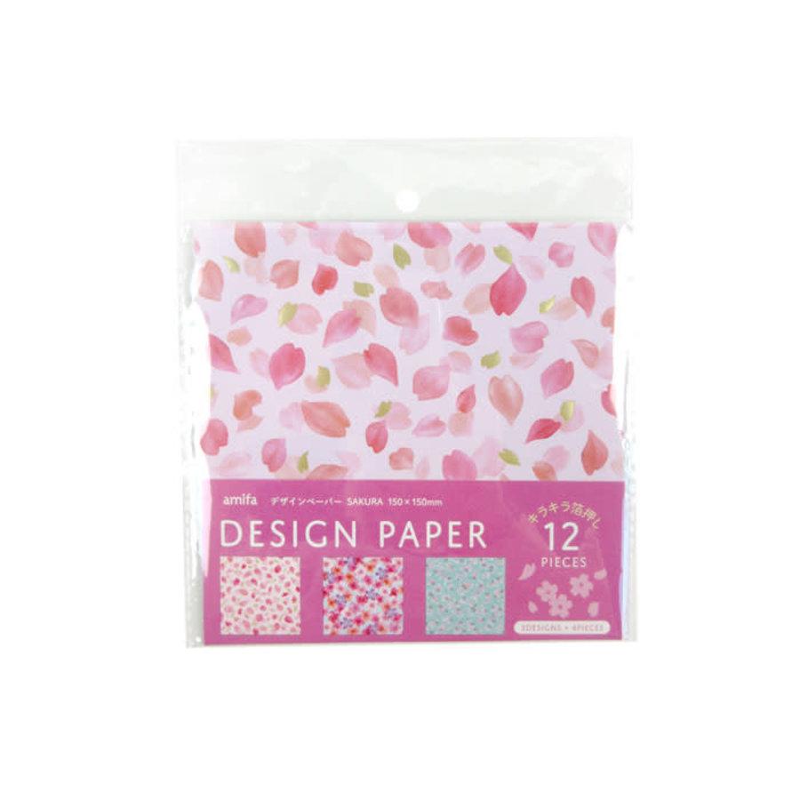Design paper 12P SAKURA-1