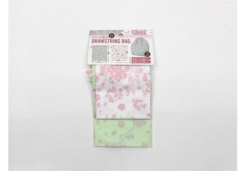 Sakura frost drawstring M size 2P