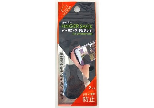 Finger sacks for smartphones 2P