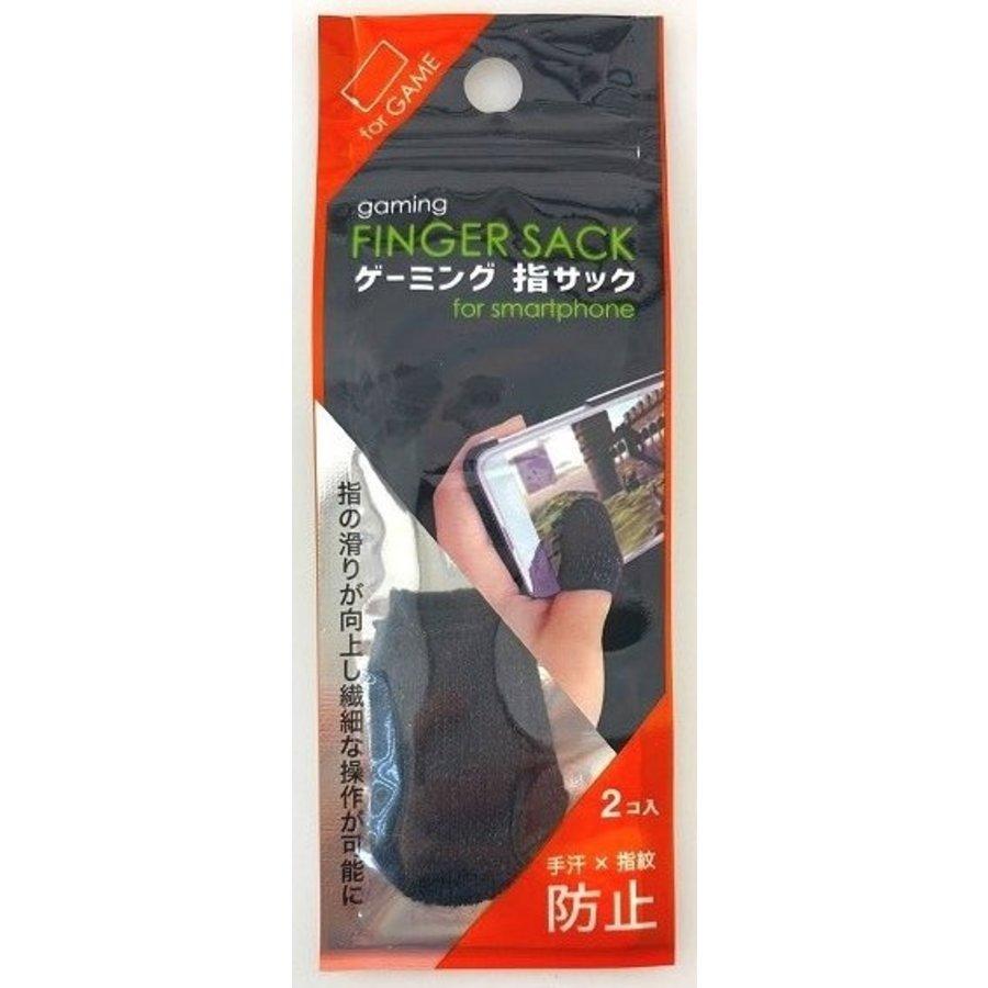 Finger sacks for smartphones 2P-1