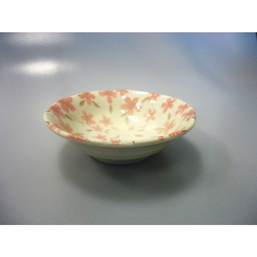 Coarse textured cherry blossom 35 bowl-1