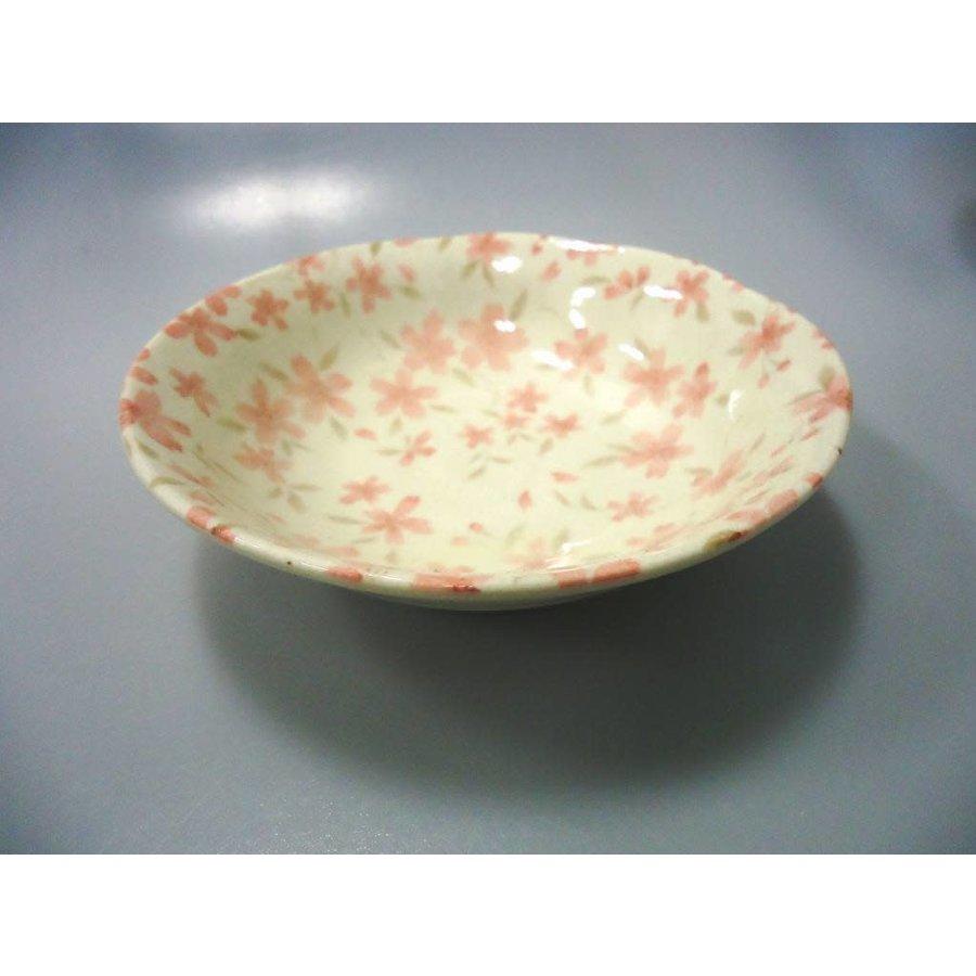 Coarse textured cherry blossom 50 bowl-1