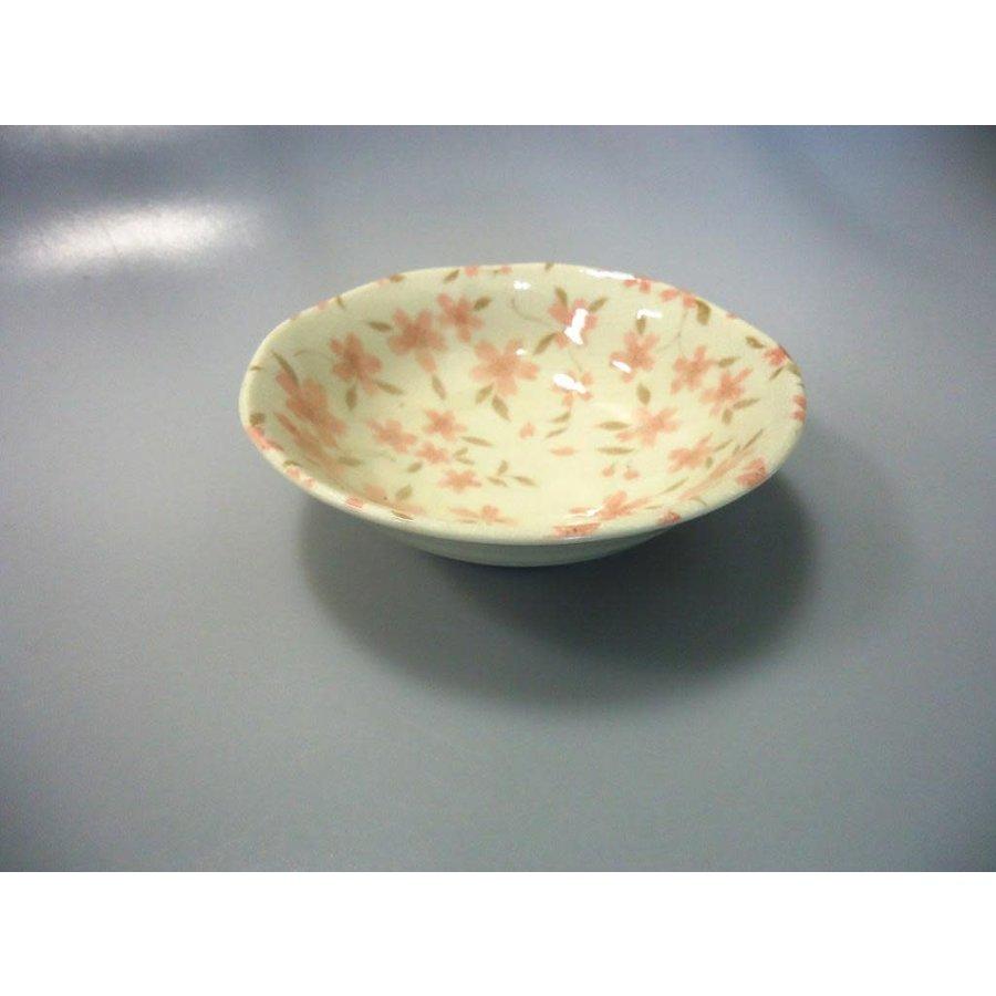 Coarse textured cherry blossom 40 bowl-1