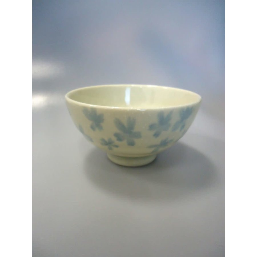 Coarse textured cherry blossom rice bowl BL-1