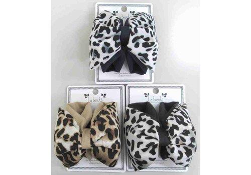 Animal pattern ribbon vance