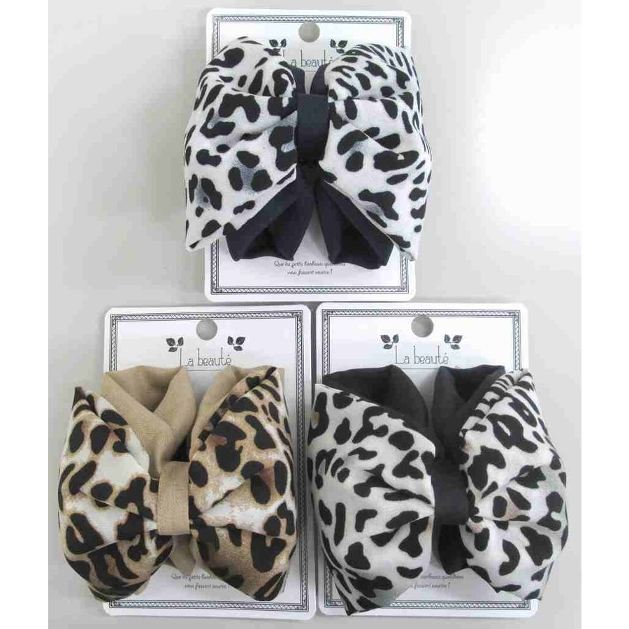 Animal pattern ribbon vance-1