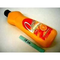 Cream Cleanser containing orange oil