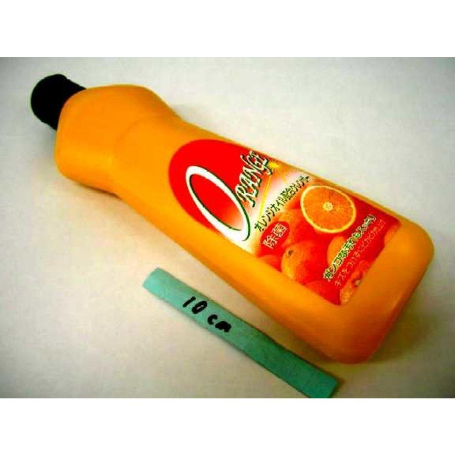 Cream Cleanser containing orange oil-1