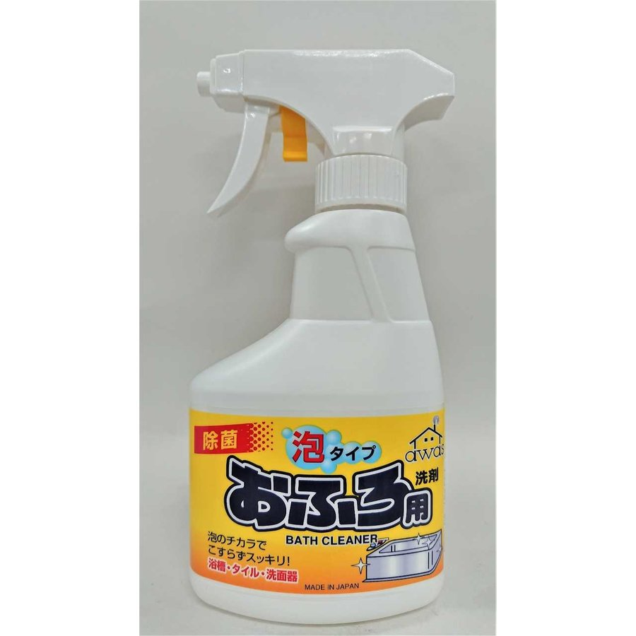 Detergent spray foam for bath 300ml-1