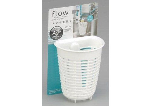 Flow sink brush pocket wh