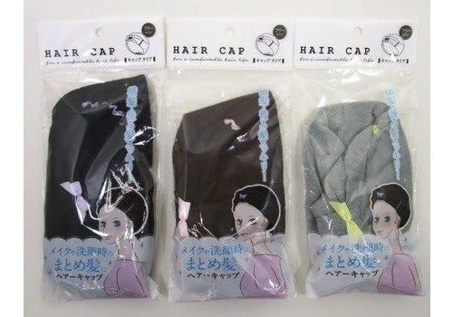 ?TOWEL HAIR CAP