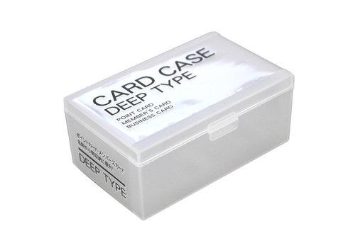 Simple card case deep