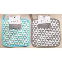 ?Dishmat triangle pattern