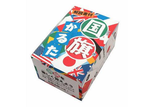 National flag karuta