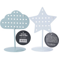 Motif object accessory stand