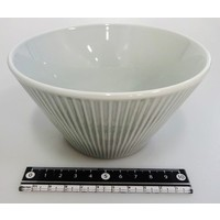Gray large dish