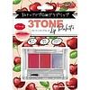 3-tone lip palette cherry