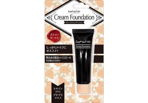 ?Cream foundation yellow ochre