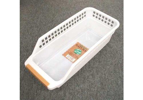 carry basket slim natural