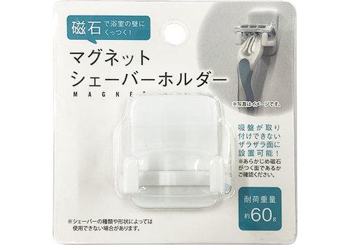 Magnet shaver holder