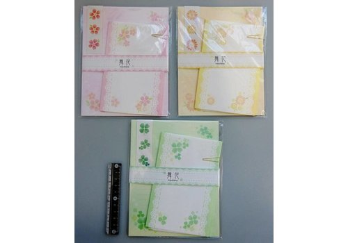"""Iyo"" Japanese paper letter set 3p"