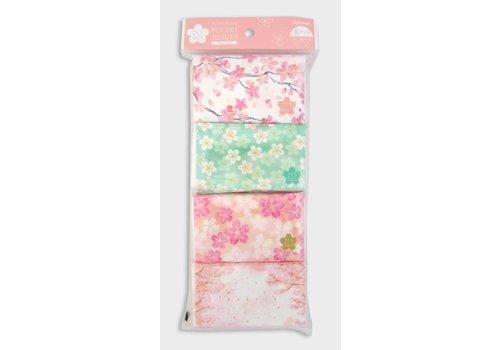 Mini pocket tissue sakura 8P